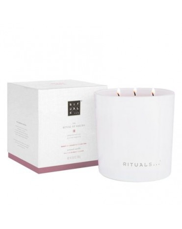 XL THE RITUAL OF SAKURA CANDLE