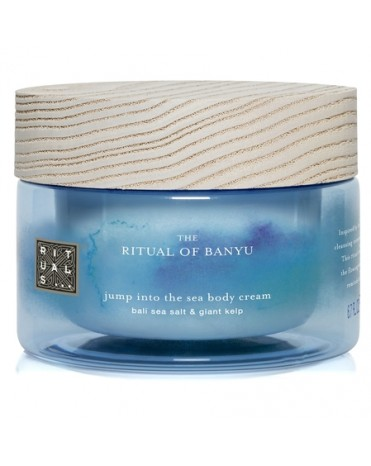 THE RITUAL OF BANYU BODY CREAM
