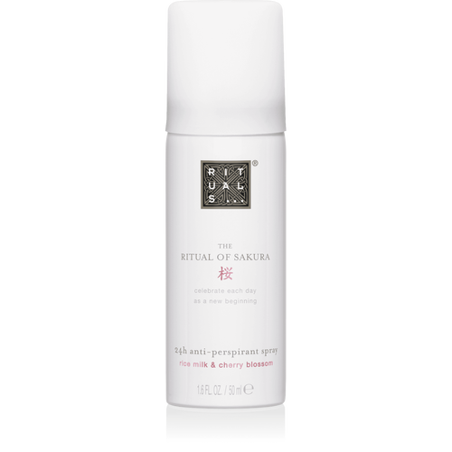 The Ritual of Sakura Purškiamas antiperspirantas 50 ml