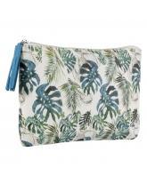 TRAVEL BAG FOR HER - Flower print
