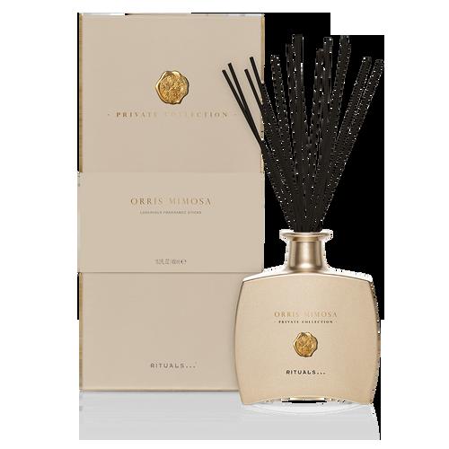 Orris Mimosa kvapiosios lazdelės