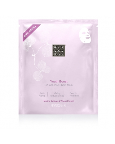 YOUTH BOOST BIO-CELLULOSE SHEET MASK